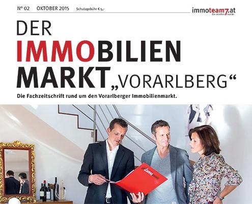 Der Immobilienmarkt Vorarlberg
