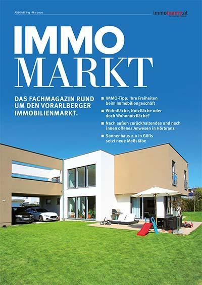 Immobilienmarkt Vorarlberg